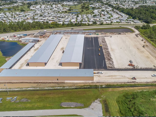 fort myers site construction